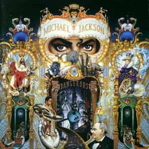Michael Jacskon (Full DiscoGrapy) Dangerous